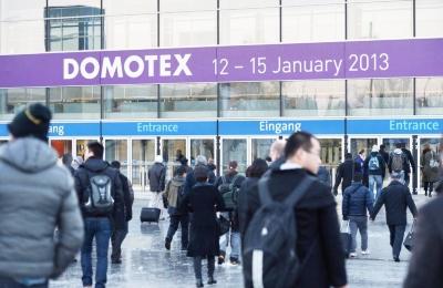 DOMOTEX - ведущая выставка напольных покрытий