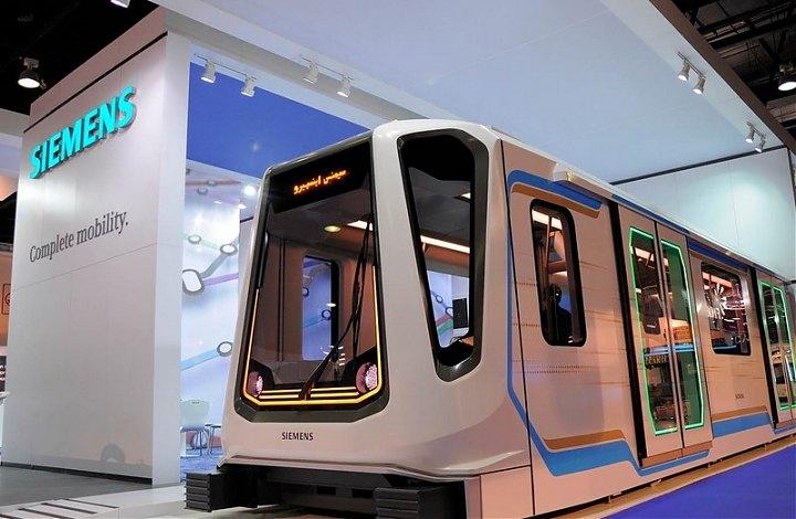 Siemens для метро