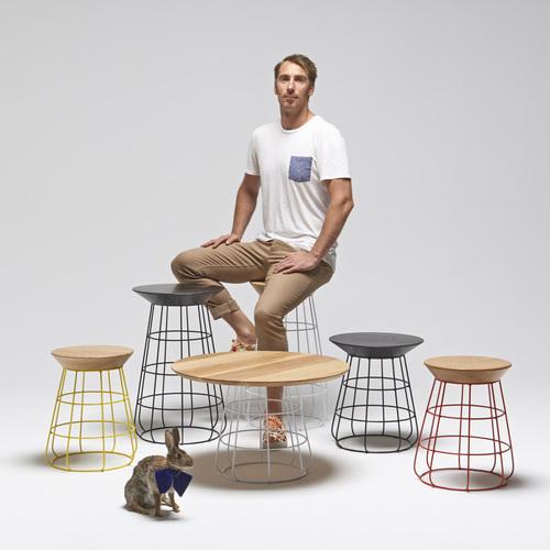 Timothy John-дизайнер из Новой Зеландии