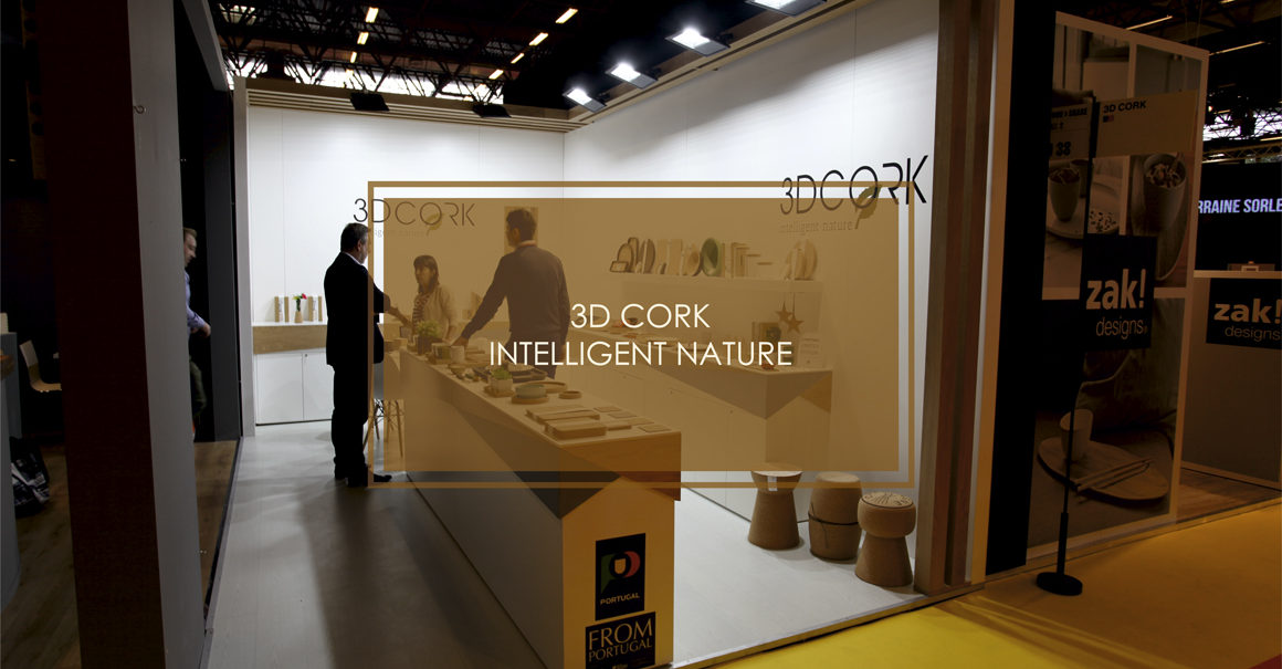 3D CORK  INTELLIGENT NATURE