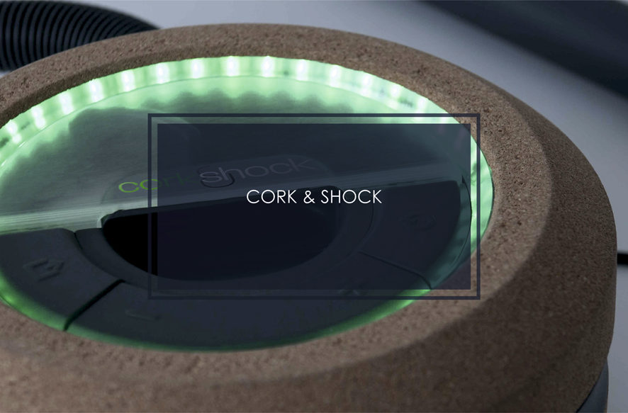 CORK & SHOCK