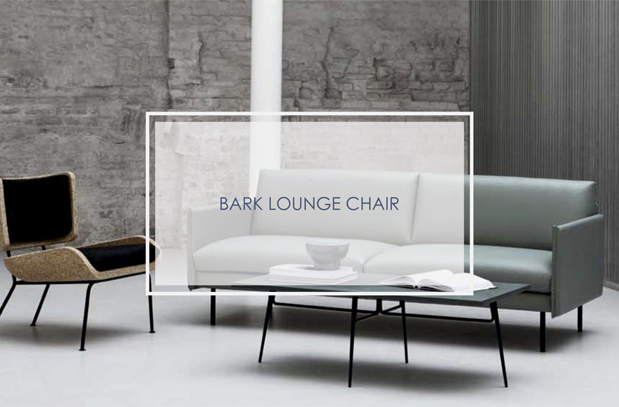 BARK LOUNGE CHAIR